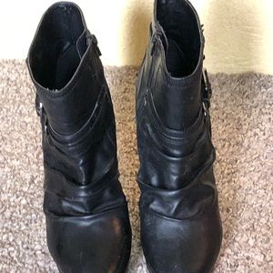 Size 10 Guess Boots
